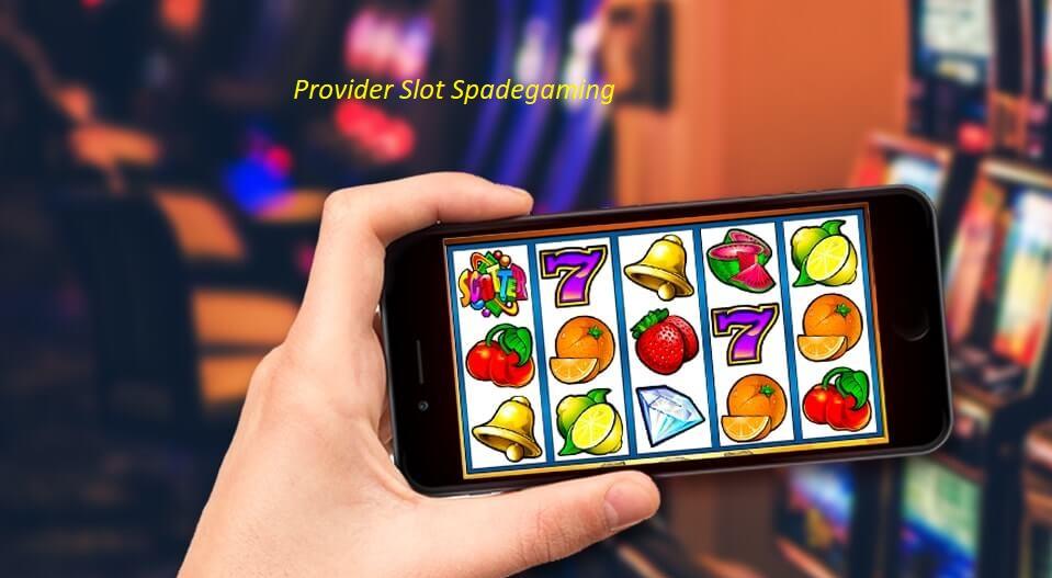 Provider Slot Spadegaming